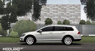 Volkswagen Golf Alltrack 2015 [1.5.9], 3 photo